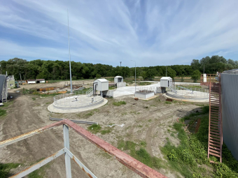 Биогазовая станция Ворошнево мощностью 2,1 МВт